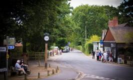 History of Burley